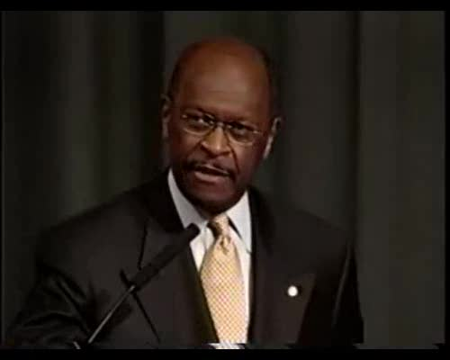 Cain: Use Carrots, Not Sticks To Repatriate Foreign Profits