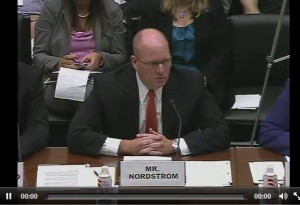 Eric Nordstrom - Regional Security Officer, Dept. of State