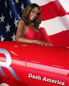 Stacey Dash supporting Mitt Romney