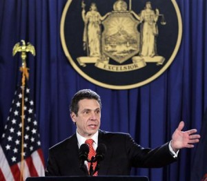 Gov. Cuomo delivers 2013 State of State Address