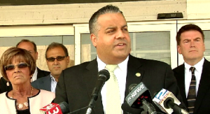 Binghamton Mayor Rich David