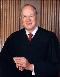 Supreme Court Justice Kennedy - Credit: Wikipedia