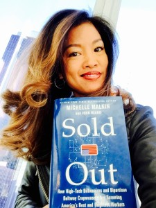 Michelle Malkin and her book Sold Out
