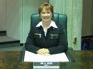 Broome County Legislator Kim Myers