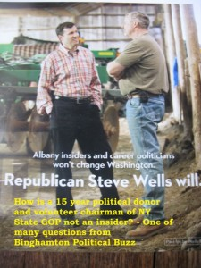 Steve Wells campaign flyer April 12, 2016