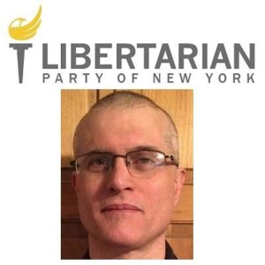 Rich Purtell of Libertarian Party