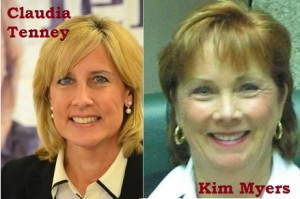 The Republican and Democrat NY-22 candidates