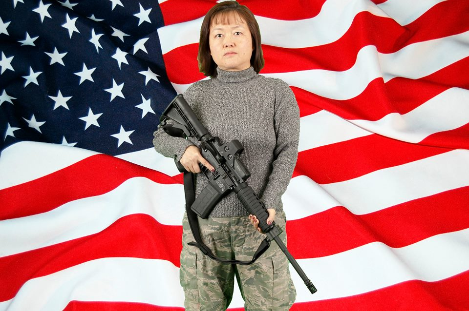 Colorado Libertarian Lily Tang Williams