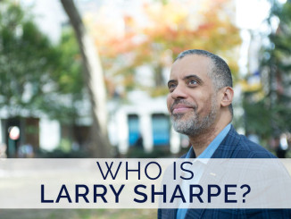 2018 Candidate for Governor Larry Sharpe