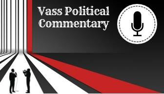 Vass Political Commentary - No Soundbites Allowed podcast image by Heather L. Micha