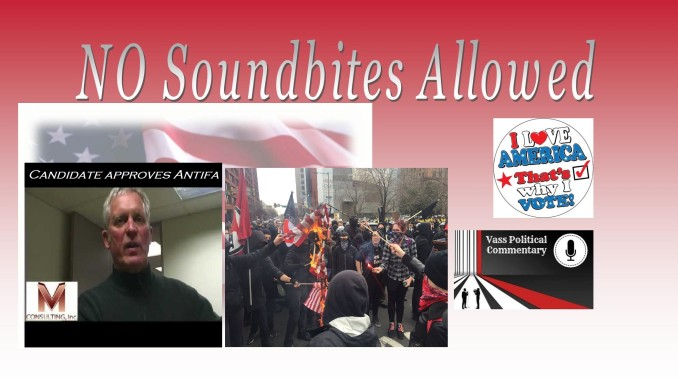 In this episode: Broome Sheriff candidate approves of Antifa