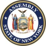 NY State Assembly seal