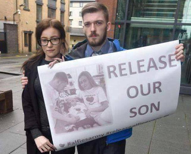 The life and death of Alfie Evans is a lesson