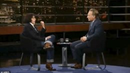 Fran Lebowitz on Bill Maher's HBO show Real Time