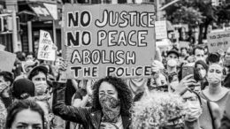 BLM and Far Left demand disbanding police
