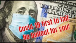 2 counties are seeking a fiscal bailout due to covid-19