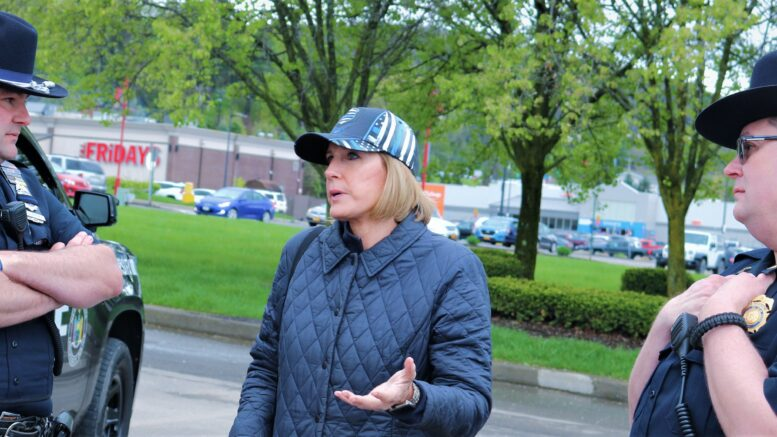 Congresswoman Claudia Tenney at Broome County Back the Blue 2021