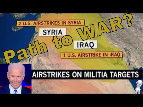 Tensions are rising in Middle East as Iran backs fighting in Iraq and Syria vs USA