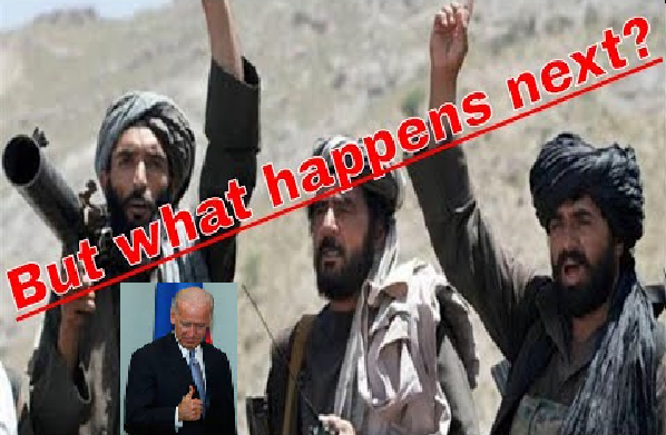 Predicting future after Taliban take Afghanistan and release ISIS