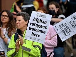 As communities across America welcome Afghan refugees, numbers of sexual assault increase